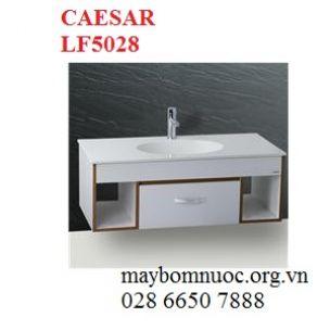 Lavabo liền bàn CAESAR LF5028