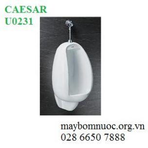 Bệ tiểu treo tường CAESAR U0231