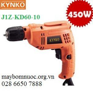 Máy khoan điện KYNKO J1Z-KD60-10
