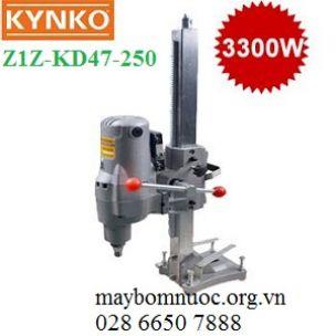 Máy khoan rút lõi bê tông KYNKO Z1Z-KD47-250