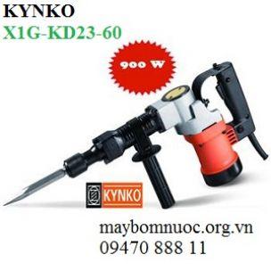 Búa phá bê tông Kynko Z1G KD23-60
