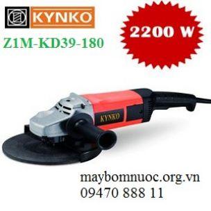 Máy mài góc KYNKO Z1M-KD39-180