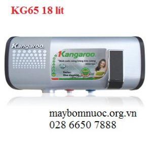 Bình nước nóng gián tiếp Kangaroo KG65 18 lít