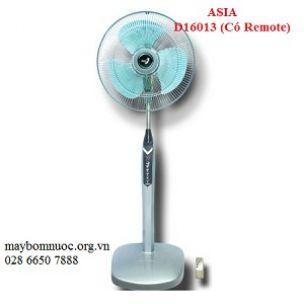 Quạt đứng Asia D16013 có Remote