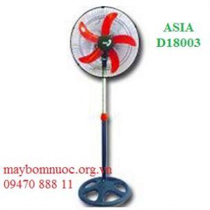 Quạt đứng mới 5 cánh Asia D18003