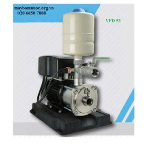 Máy bơm tăng áp biến tần APP 1HP VFD-53