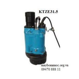 bơm chìm nước thải xây dựng Tsurumi KZTE31-5