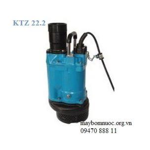 Máy bơm chìm hút nước thải KTZ 22-2