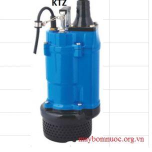 Máy bơm chìm hút hố móng Veratti KTZ 2200w ( Japan)