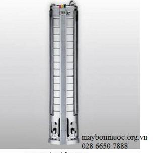 Máy bơm hỏa tiễn EBARA 6 inch 6 BHE 58-9/15
