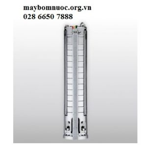 Máy bơm hỏa tiển 4 - MoTor Ebara SP-4007 1.5HP 380V