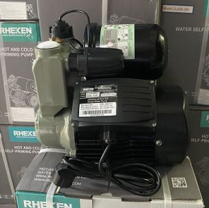 Máy bơm nước nóng tăng áp tự động RHEKEN JLm90-1100A (Japan)